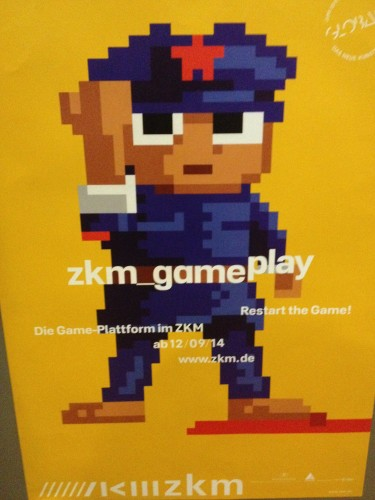ZKM game play